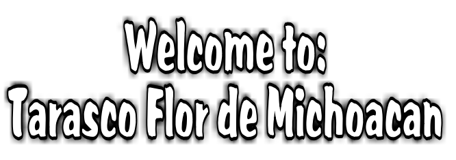 Welcome to: Tarasco Flor de Michoacan